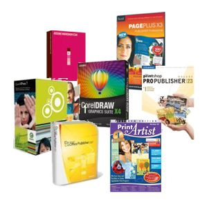 Popular Desktop Publishing and Graphics Software