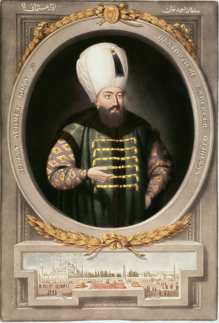 Ottoman Empire Sultan The Sultans of the Ott...