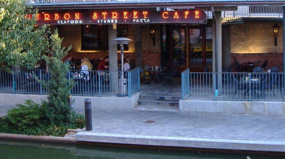 Bourbon Street Cajun Cafe Amp