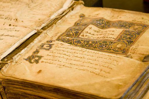 Greek Gospel Language of the Bible