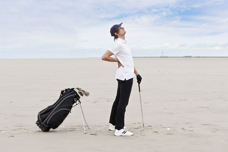 Golf Back Pain