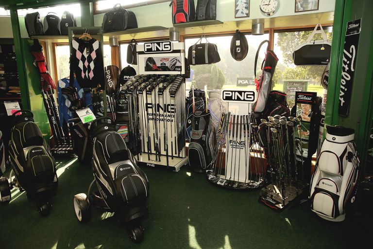 Shopping for your first set of golf clubs can be intimidating