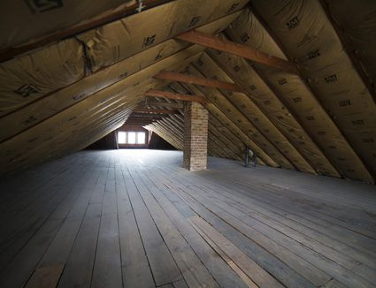 Attic Conversion Code And Requirements