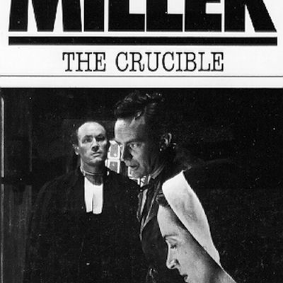 characters in arthur millers the crucible Hale and parris in arthur miller's the crucible - hale and parris in arthur miller's the crucible at the end of the play, hale is admired and parris is despised the two men are intentionally different in character hale is the better of them.