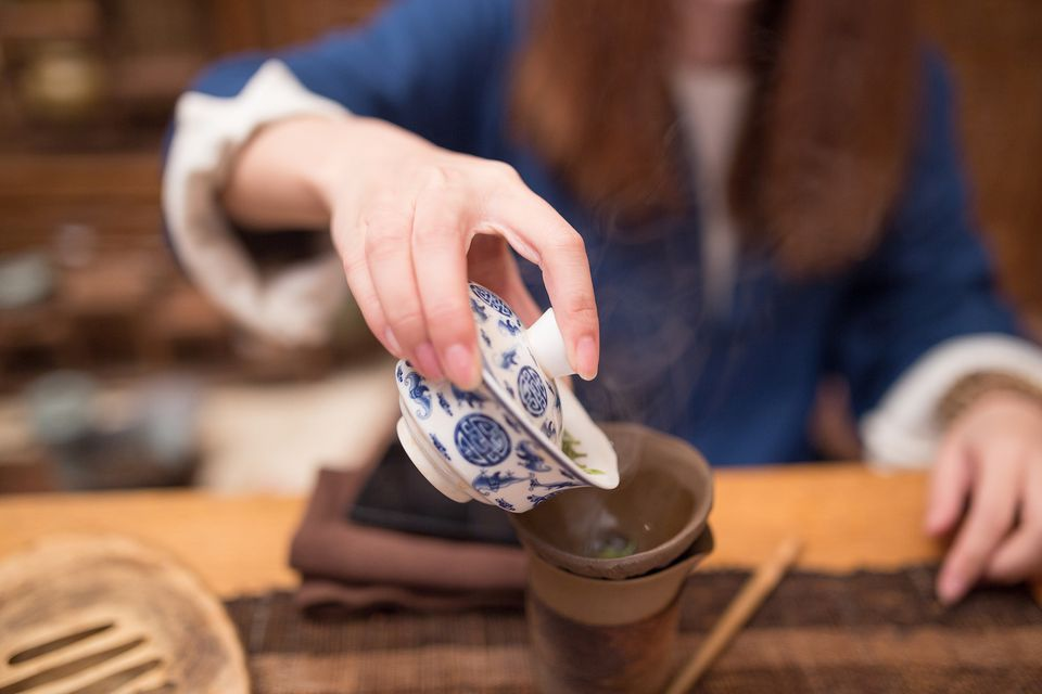 Classical Chinese tea ceremony