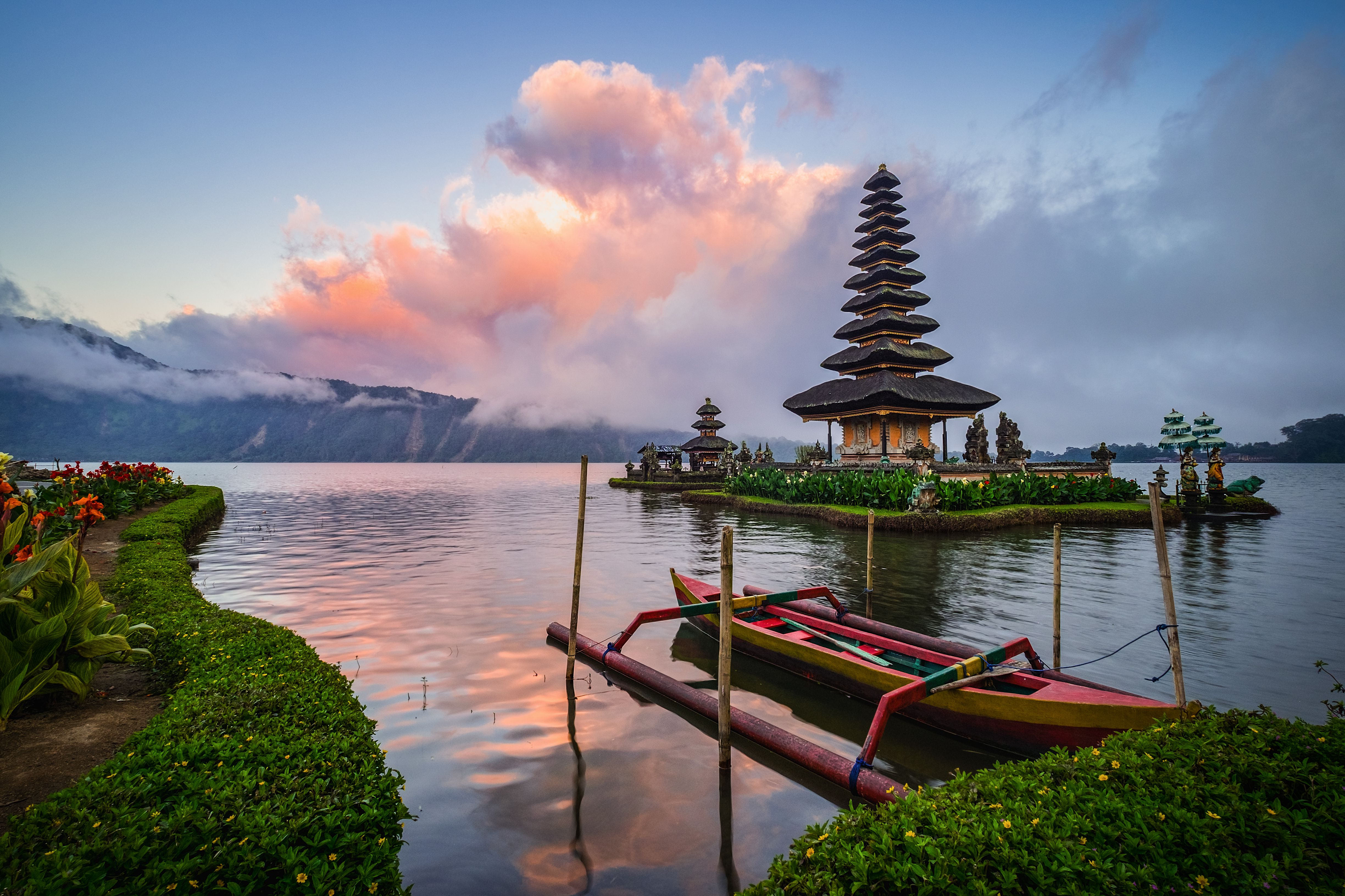 Where to go in indonesia top 7 destinations for Bali indonesia places to stay