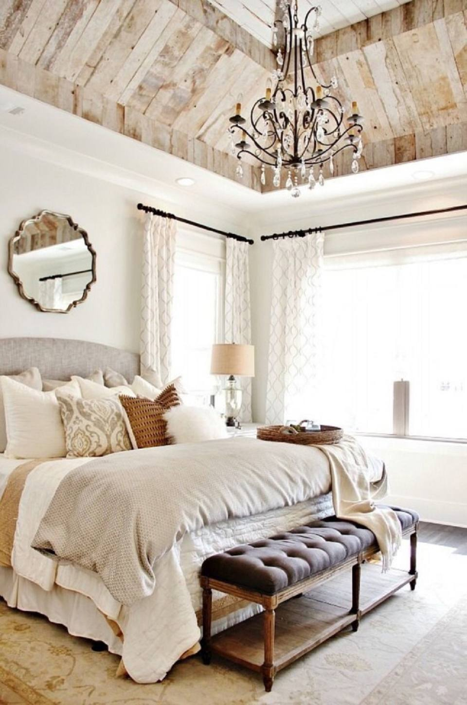 French Country Bedroom Decorating Ideas and s