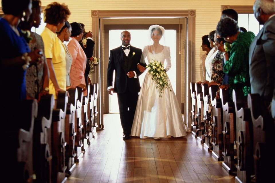 Wedding Party Walking Down The Aisle Songs: The Wedding Processional Order