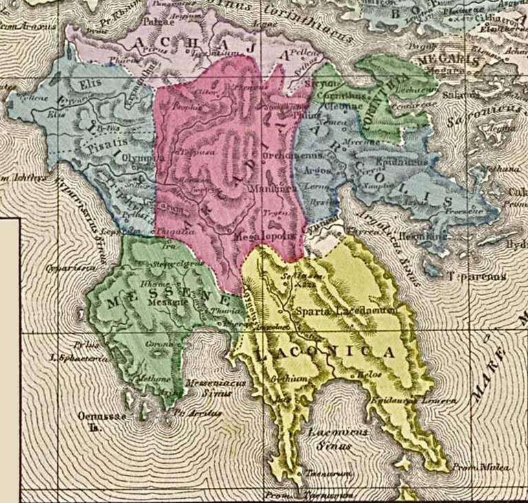 Ancient Peloponnese