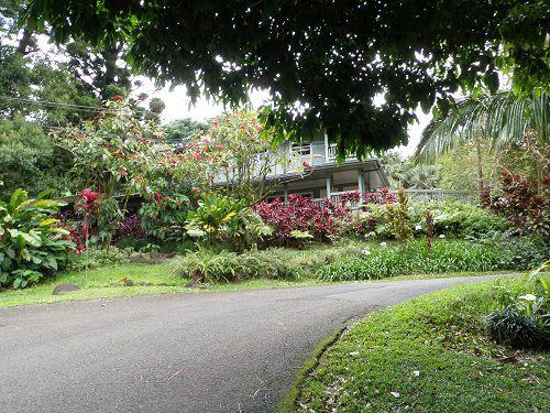 The Lyon Arboretum is in Hawaii.