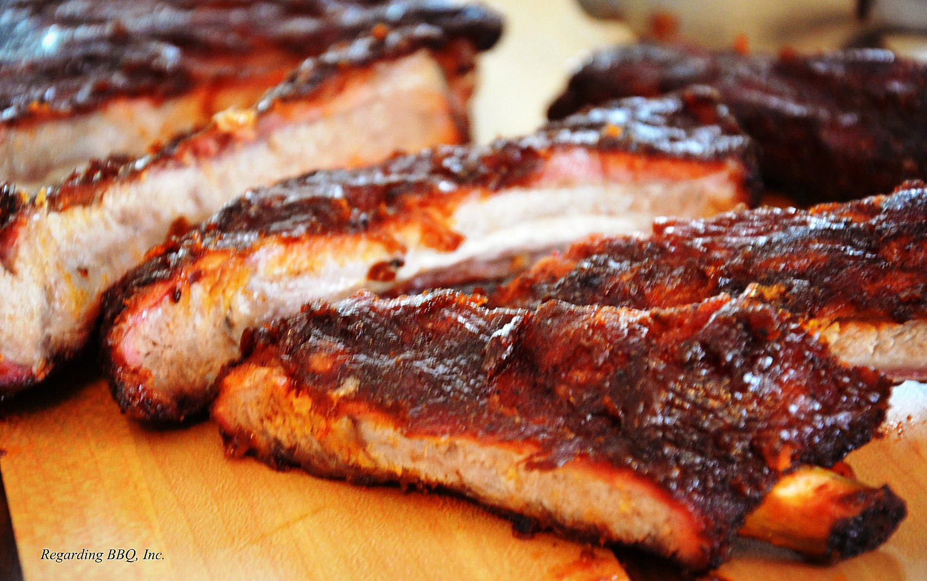 How to cook barbecue ribs on a gas grill - Ribs on the grill recipe ...