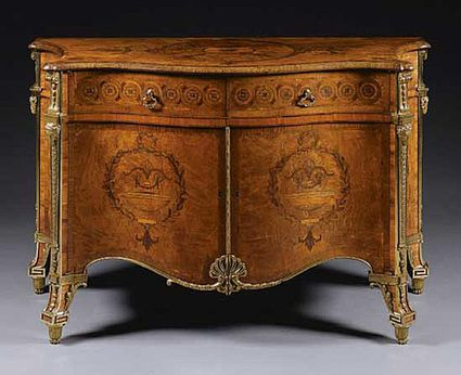 Know Your Antique Case Furniture - How To Identify Sheraton Style Antique Furniture