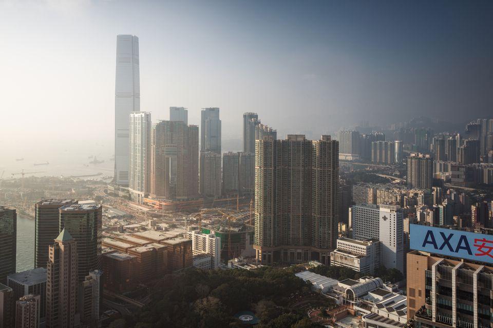 Hong Kong - Kowloon View