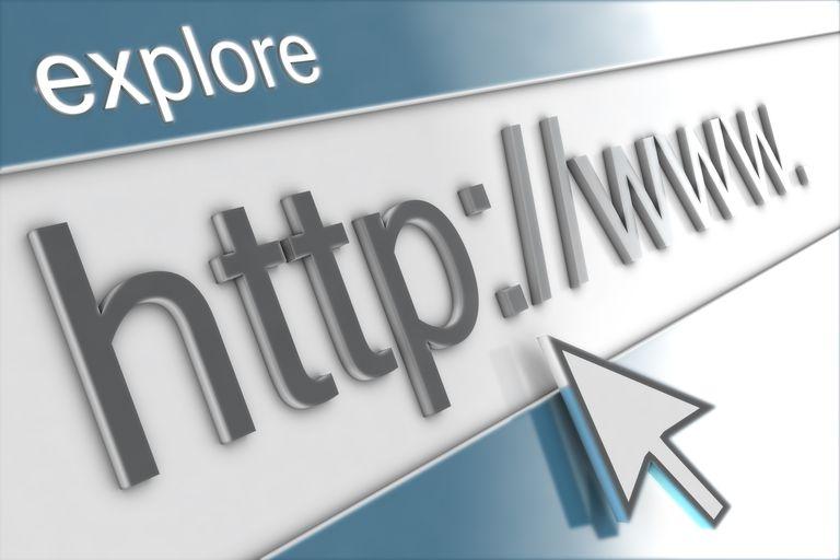 Http, Www Internet Concept