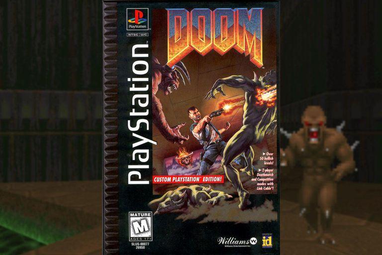 Doom for Playstation