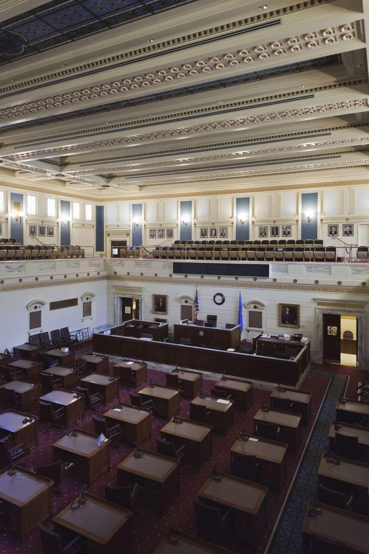 Oklahoma Capitol Building Interior