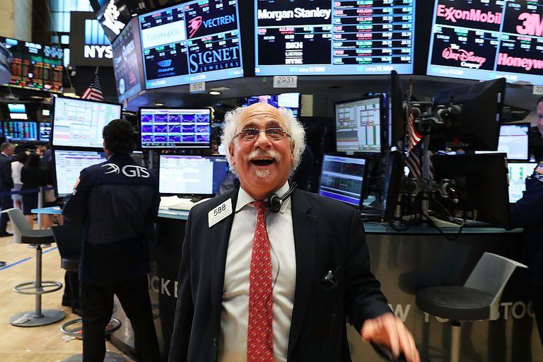 Dow Closes at New High