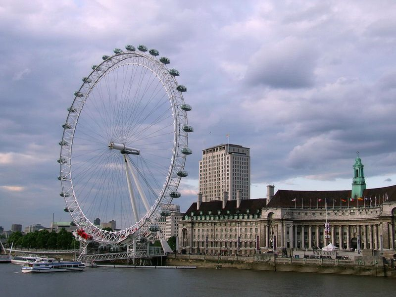 London Eye - British Airways' London Eye