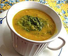 Quick Pumpkin Soup