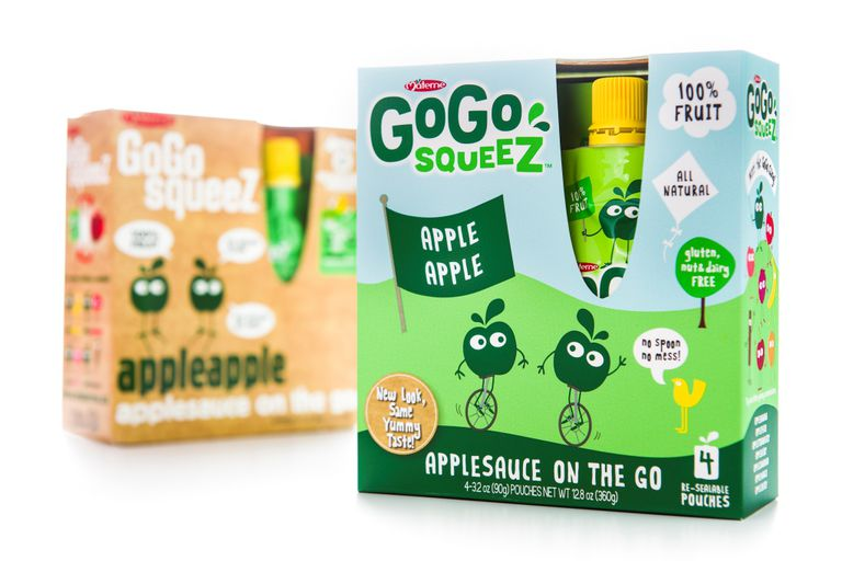 GoGo squeeZ products