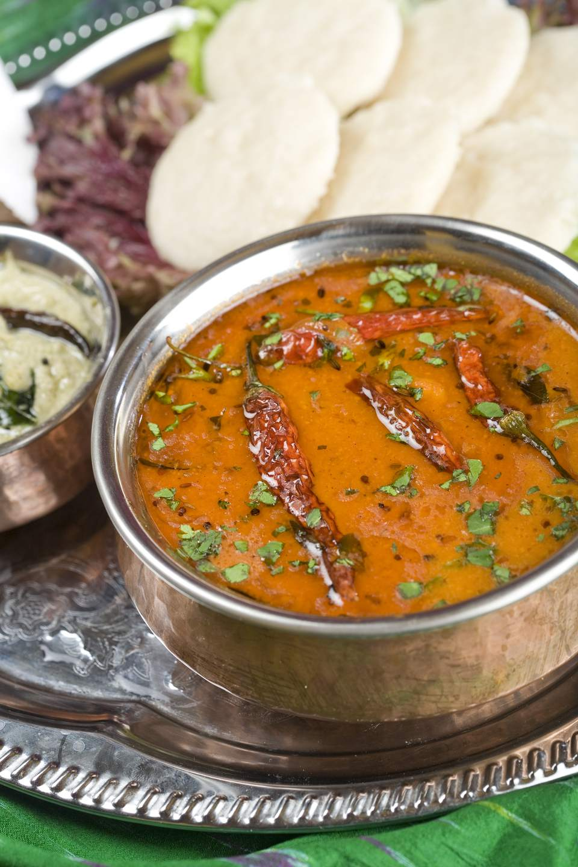Vegetarian red lentil indian sambar recipee vegan gluten free indian food forumfinder Images