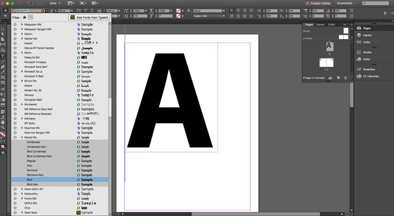 how to use text as an image mask in adobe indesign圖片