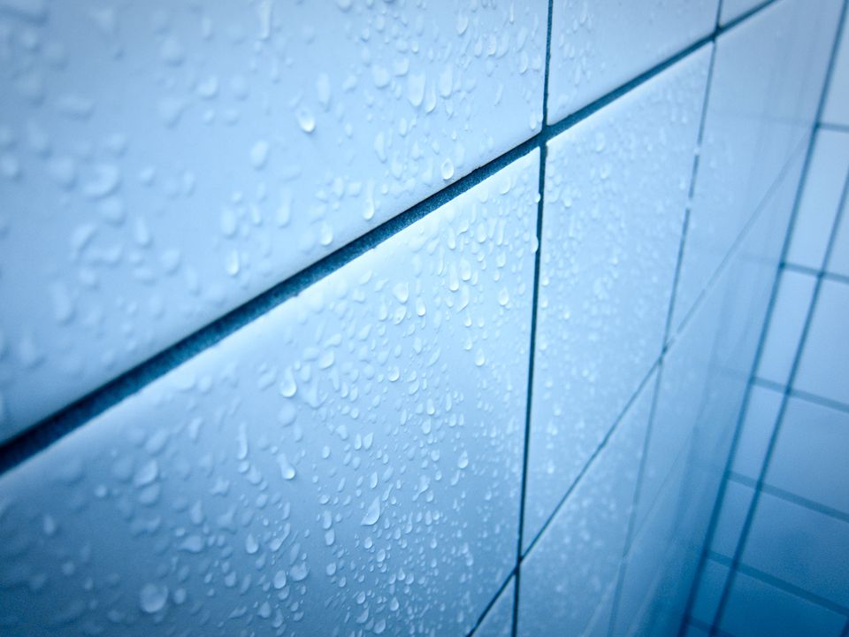shower cabin tile
