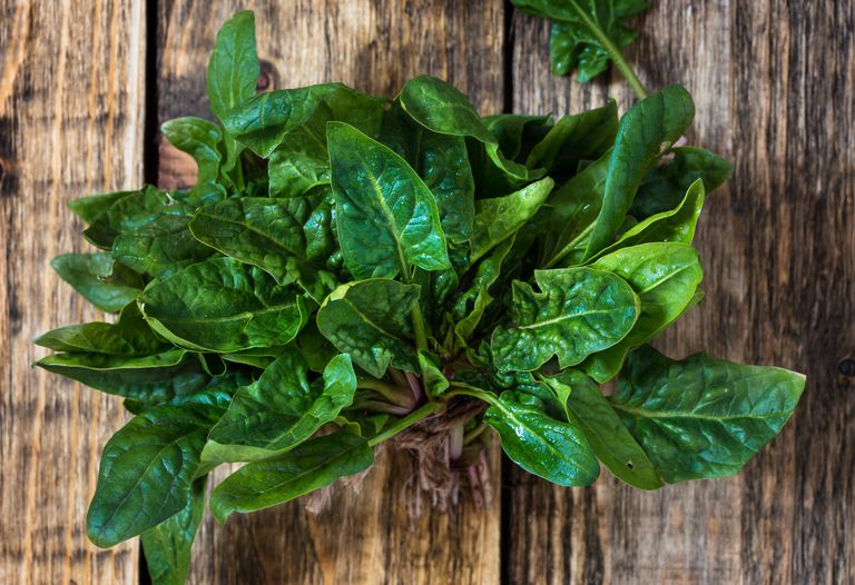 Spinach is rich in iron and can help prevent or treat anemia.