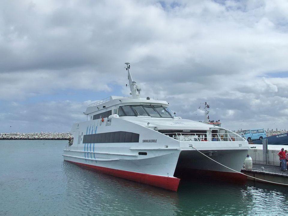Robben Island Tour Ferry