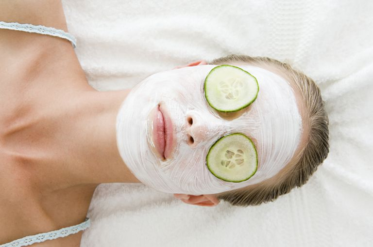 face mask - a treat for the skin