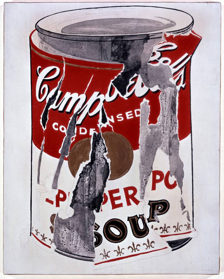 © 2008 Andy Warhol Foundation for the Visual Arts; used with permission