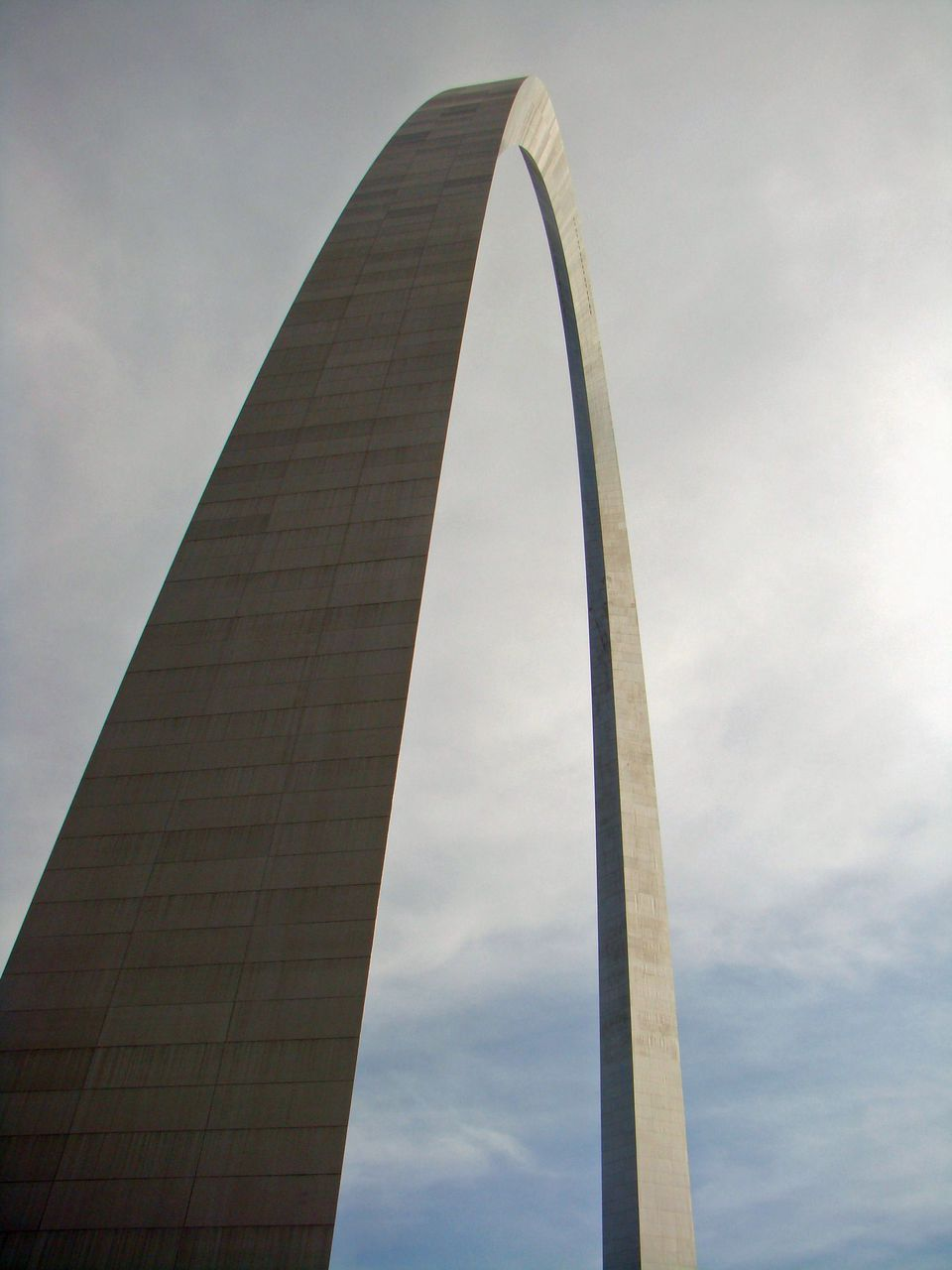 The Gateway Arch is an iconic symbol of St. Louis.