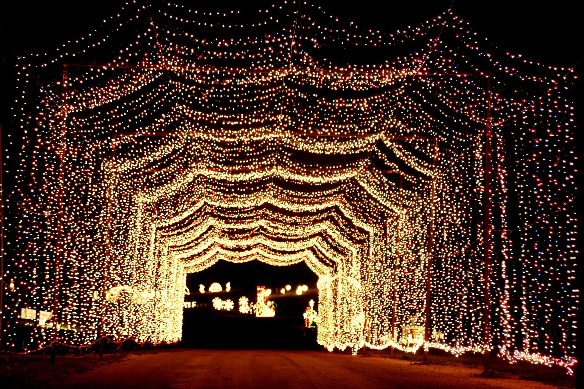 O Brien Auto >> Holiday Night Lights at Rotary Park in Wentzville