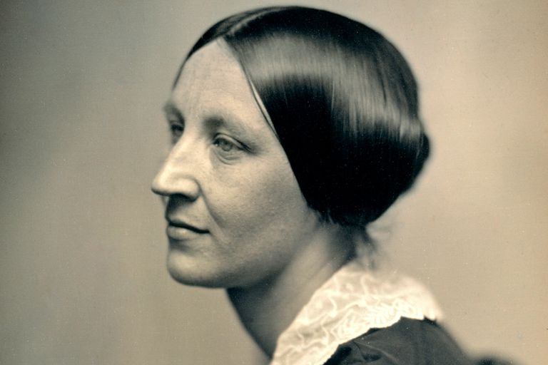 Susan B. Anthony, daguerrotype, about 1850