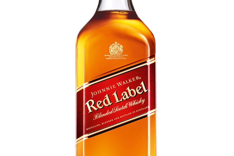 Scotch whisky johnnie walker