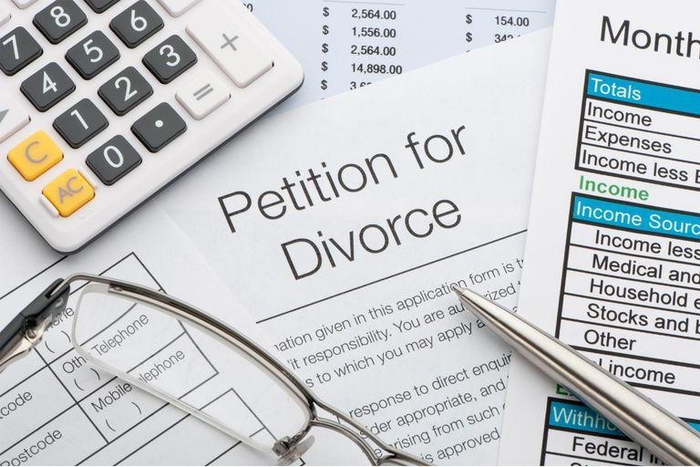 Pro Se Petition for Divorce