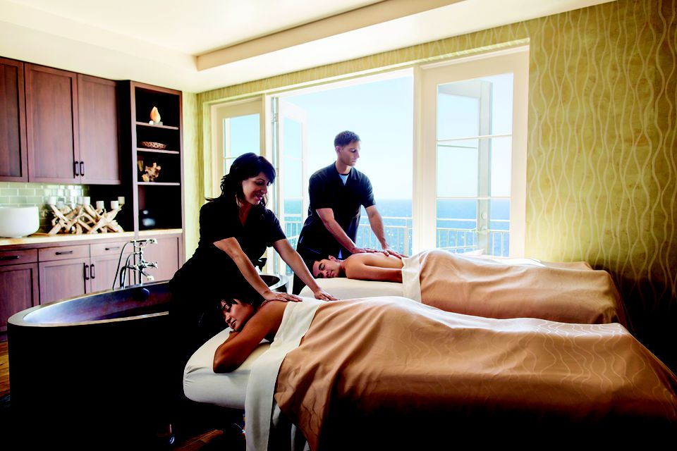 Best couples spas in los angeles for Best spa for couples