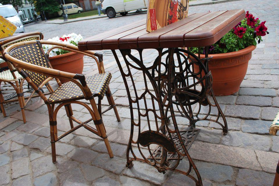 DIY Tables Table Base Ideas