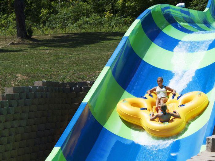 Venture River Kentucky Water Park