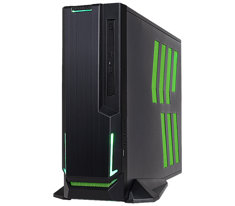 Cyberpower PC Zeus Mini Slim Gaming Desktop PC