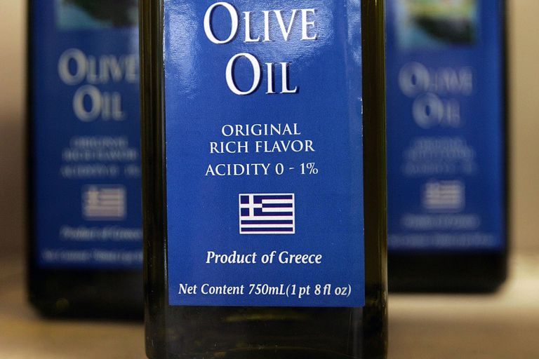 Olive oil is a form of healthy fat.