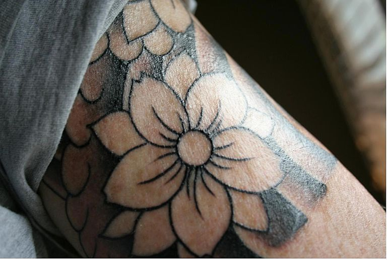 Cherry Blossom Tattoos And Meanings