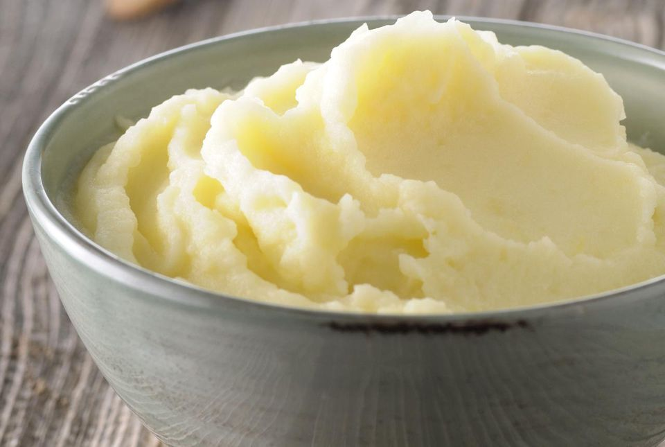 how to make creamy mashed potatoes with cream cheese