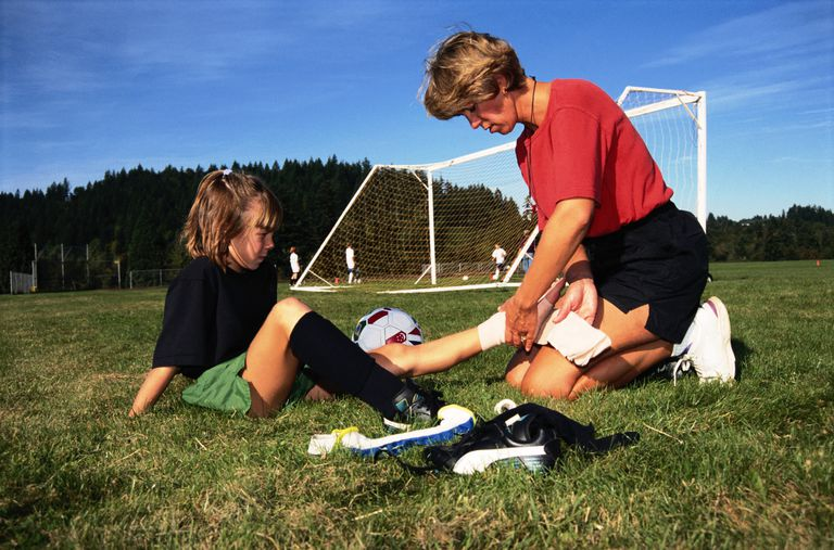 Proper treatment of acute injuries may include the P.O.L.I.C.E. principle.