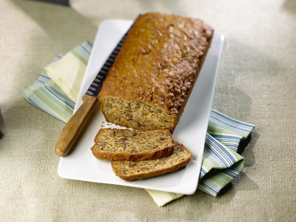 Pineapple Walnut Quick Bread