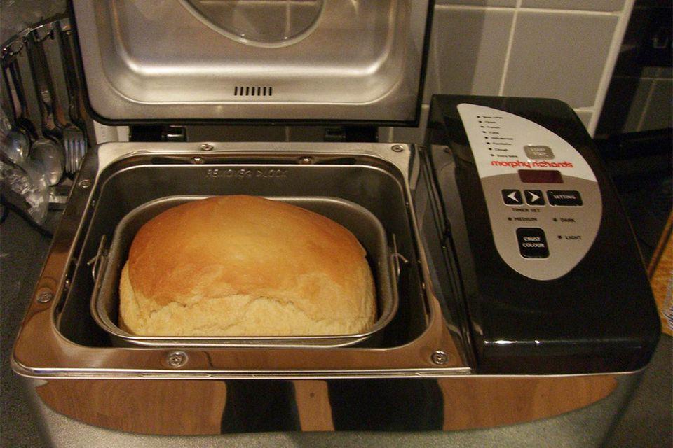 Bread machine high altitutde