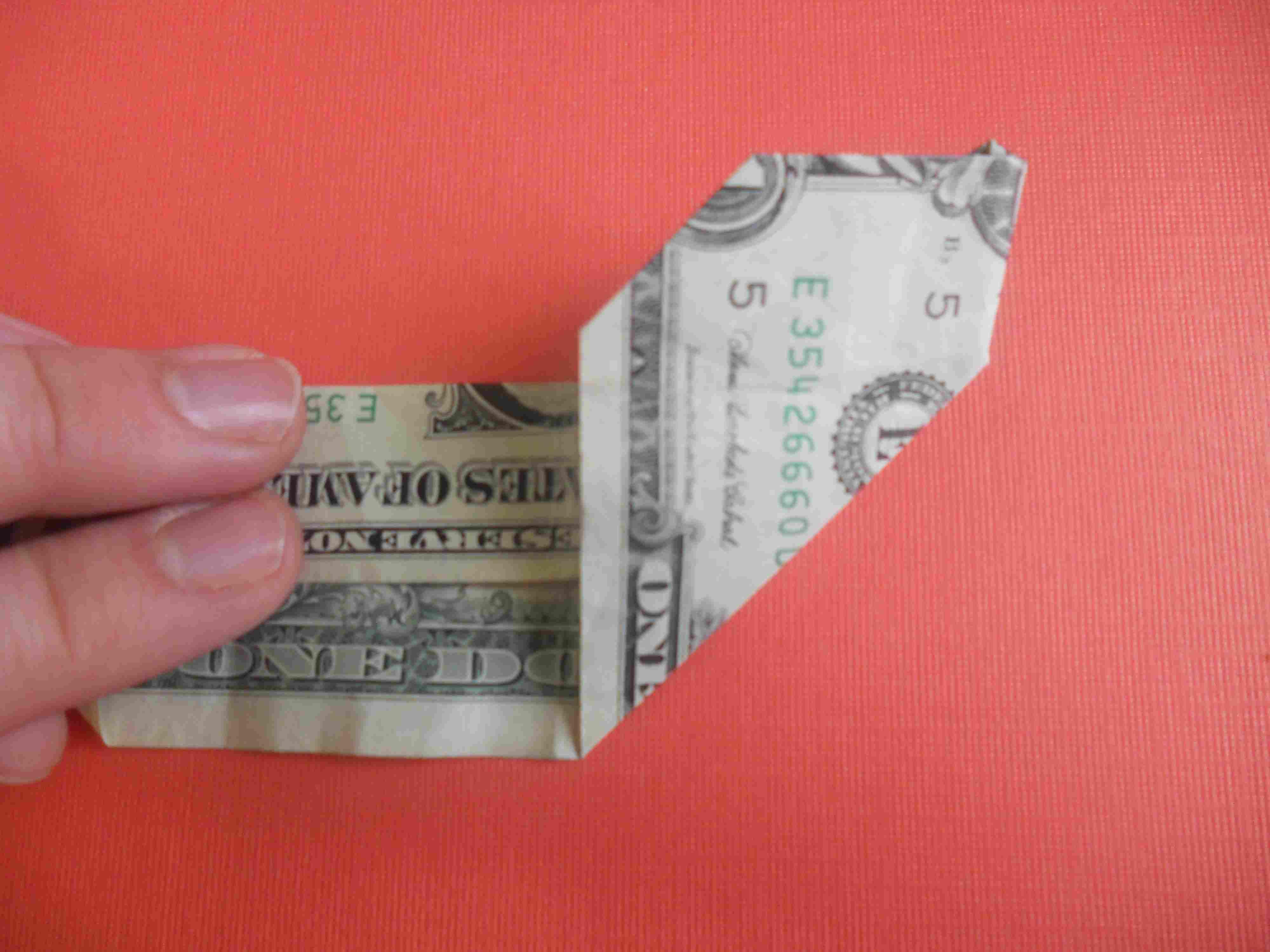 Money origami heart instructions jeuxipadfo Images
