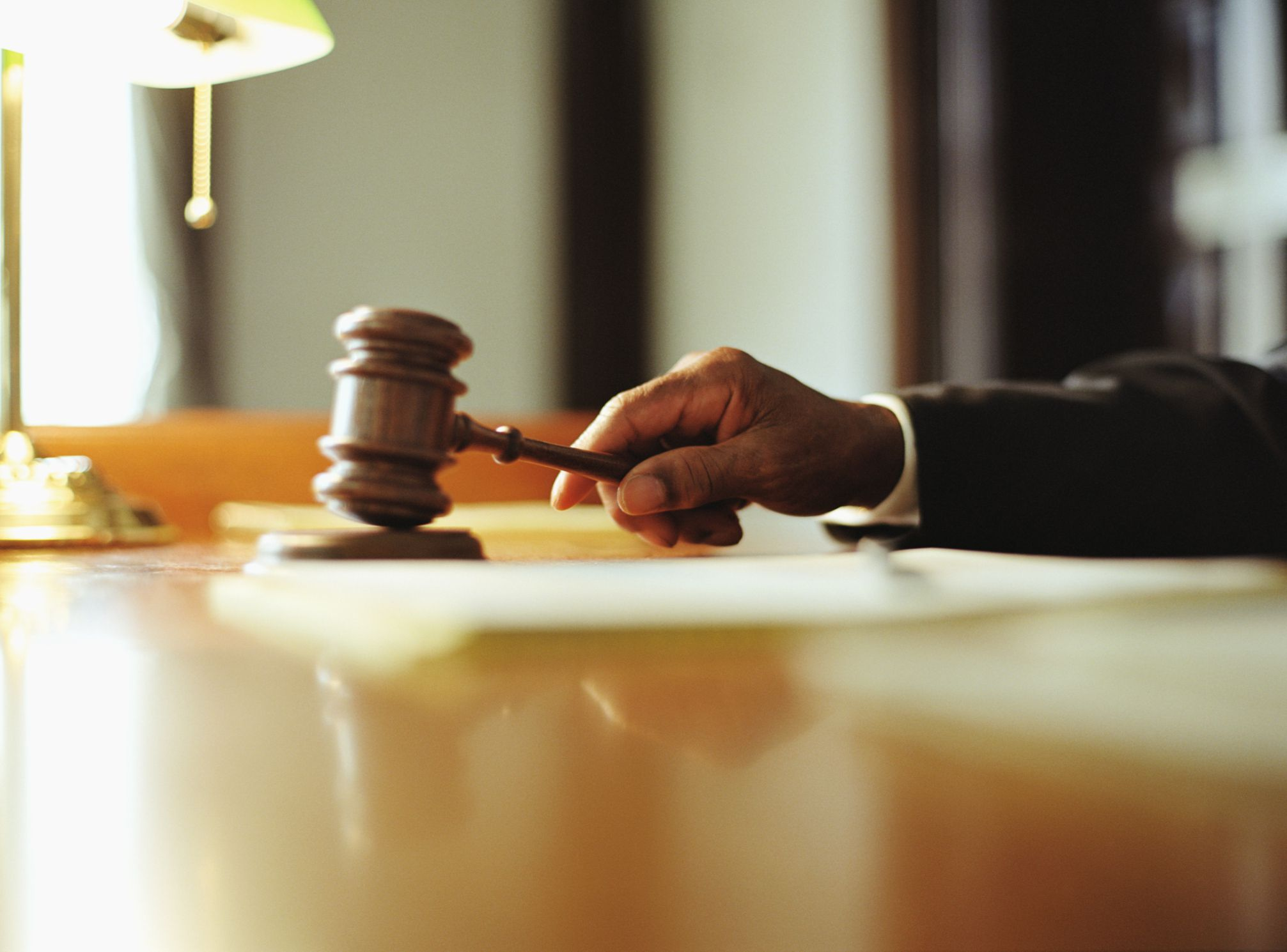 what happens when a court issues a judgment against you?