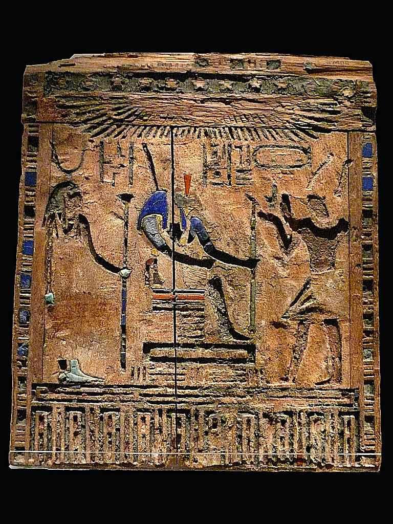 Darius as XXVIIth Dynasty Pharaoh