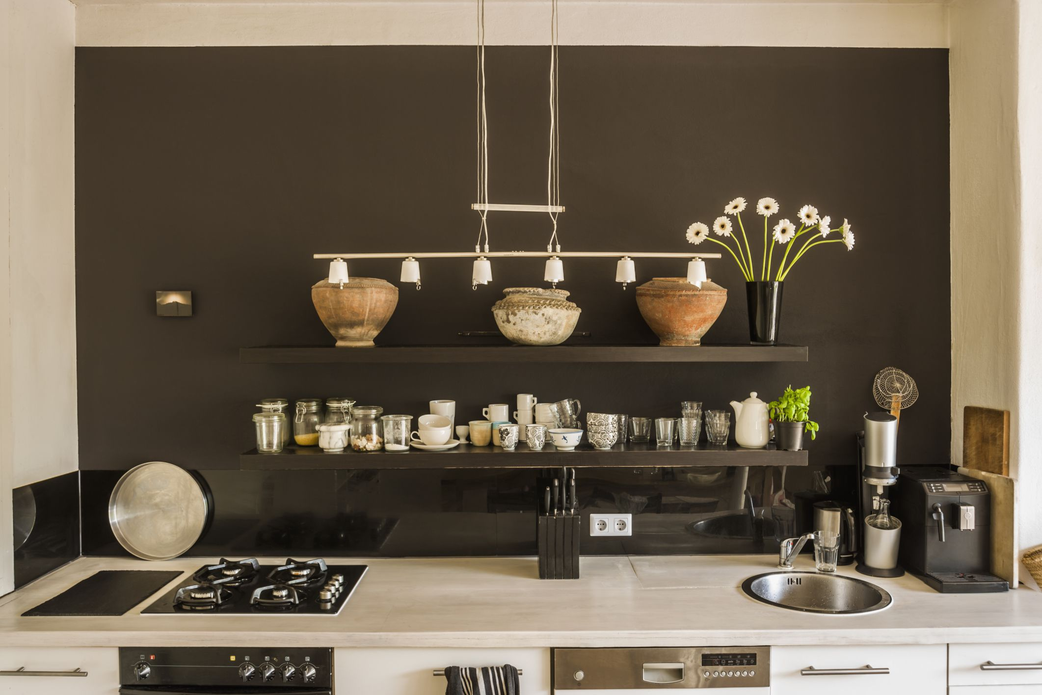 Kitchens With Open Shelving and Advice